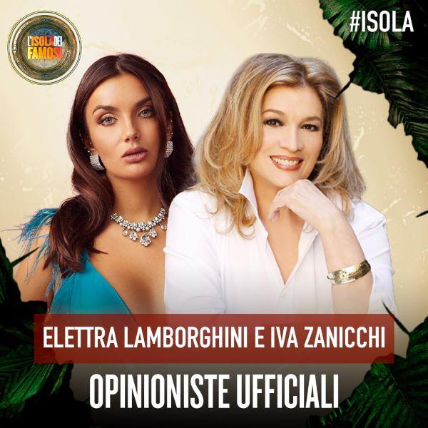 Isola dei Famosi 2021: Elettra Lamborghini positiva al covid