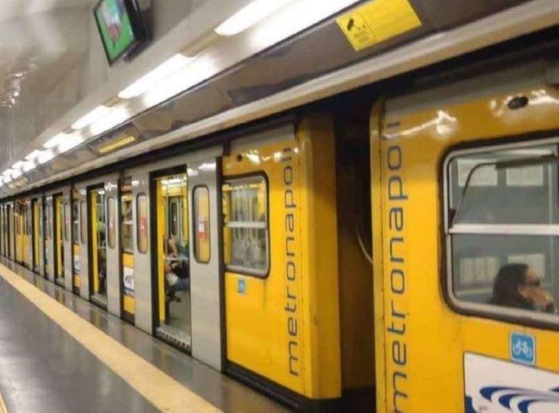 ANM, prove dei nuovi treni: mercoledì 24 marzo metropolitana anticipa ultime corse