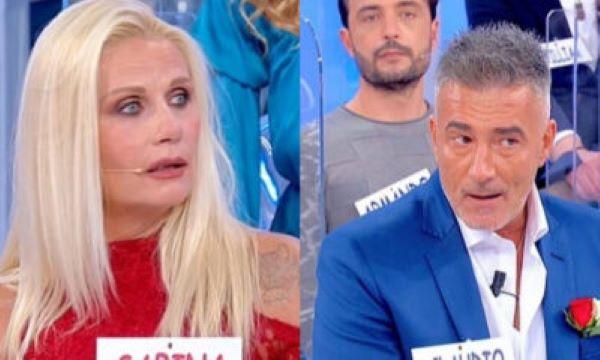 Uomini e Donne: Sabina Ricci e Claudio Cervoni lasciano insieme il programma