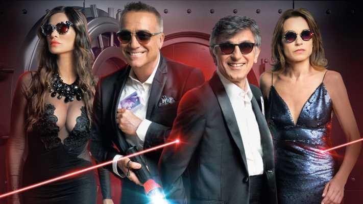 'Non si ruba a casa dei ladri' su Canale 5. I film in tv sabato 6 marzo