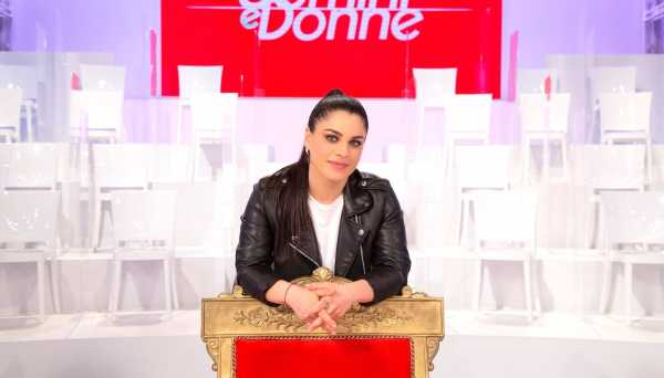Uomini e Donne: scontro tra Samantha Curcio e Armando