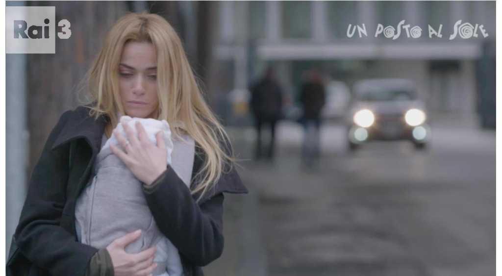 Un Posto al Sole: Alberto minaccia Clara di portare via il piccolo Federico