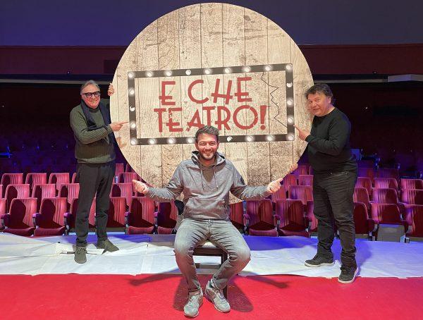 Parla Francesco Scarano: Il Teatro Lendi apre le porte alla Tv con