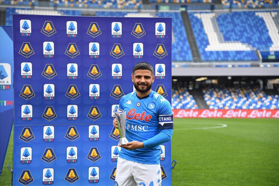 Calcio Napoli-Insigne: rebus rinnovo