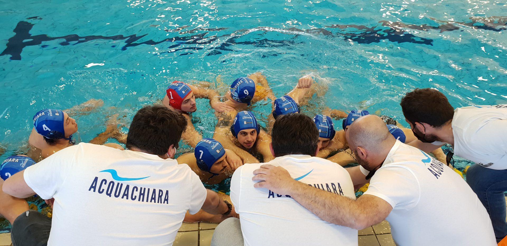 Serie A2 Maschile, rinviata la partita di domani tra Nuoto Catania ed Aktis Acquachiara