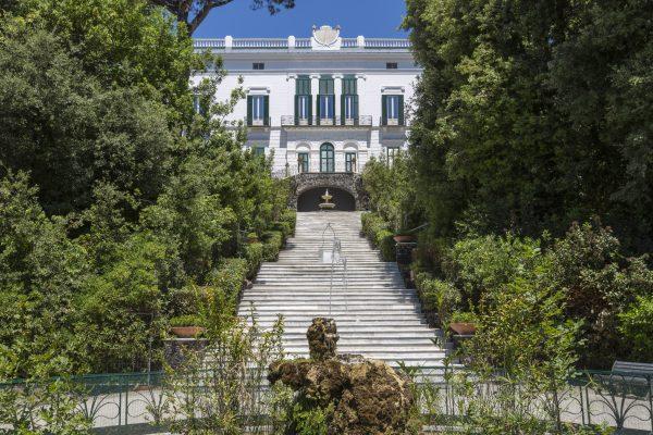 Dal 21 aprile riapre la Villa Floridiana di Napoli
