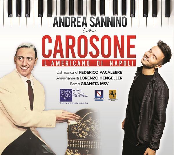 Andrea Sannino canta Renato Carosone: presentato il cd al Trianon