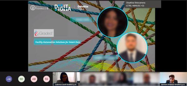 Digita Academy: Realtà aumentata, IoT e blockchain per il nuovo progetto di Graded
