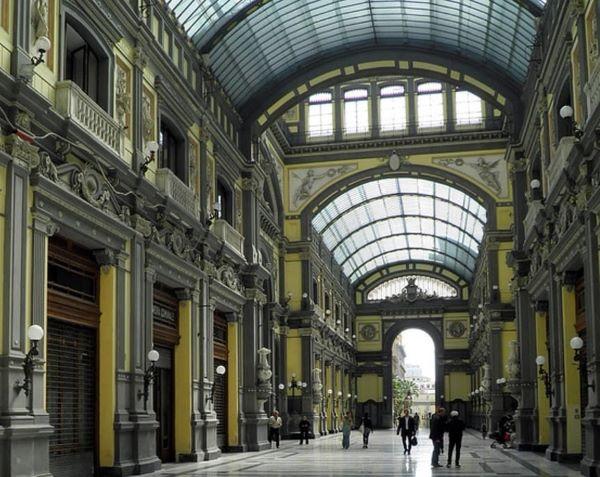 Galleria Principe di Napoli: accordo Comune-MANN per la sua valorizzazione culturale