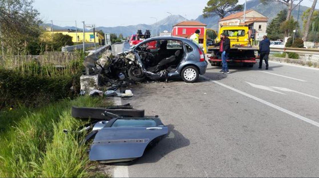 Infermiere napoletano muore in un incidente stradale