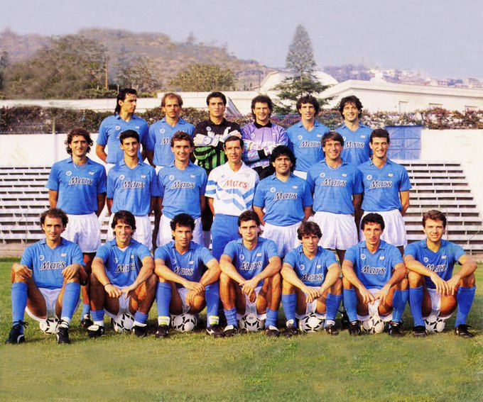 Calcio Napoli, 29 aprile di 31 anni fa il secondo scudetto