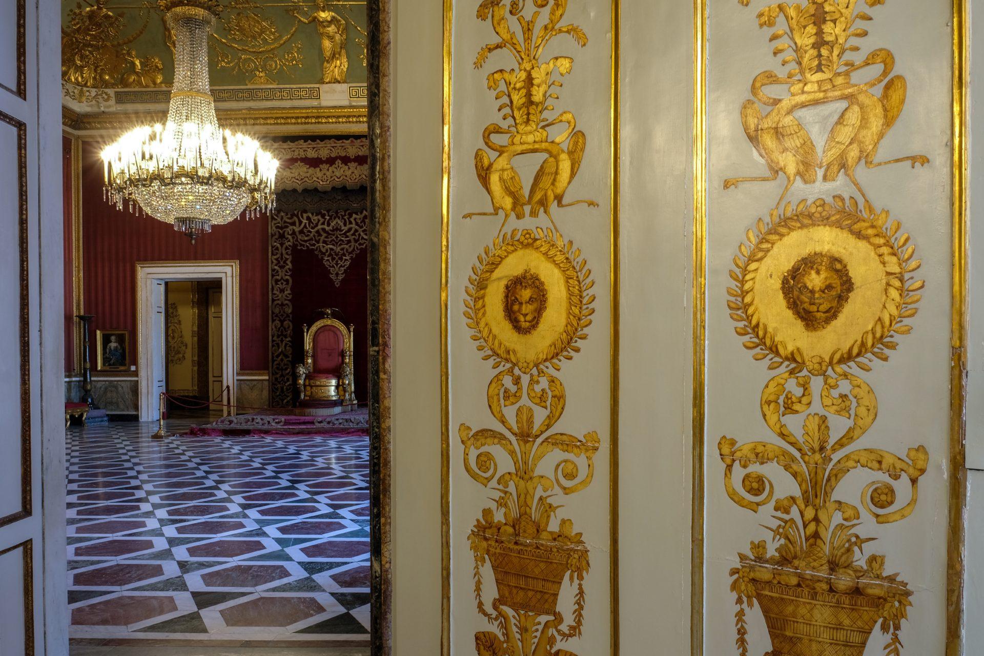 Palazzo Reale di Napoli riapre tutti i giorni da martedì 27 aprile