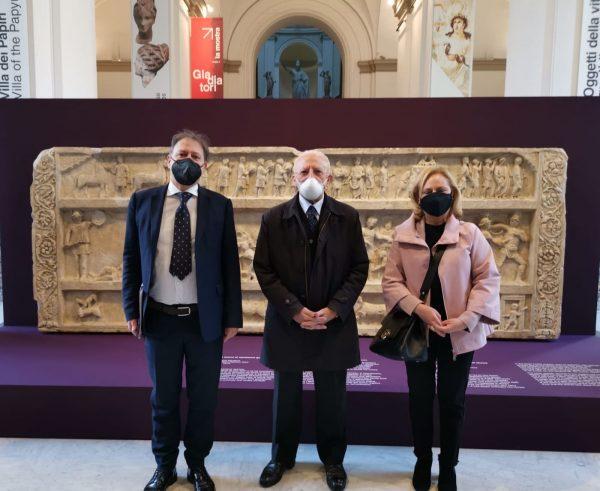 I Gladiatori al MANN, la grande mostra che unisce archeologia e tecnologia