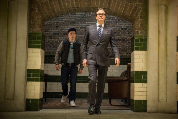 """Kingsman: Secret Service"" su Rai Movie. I film in tv giovedì 22 aprile"