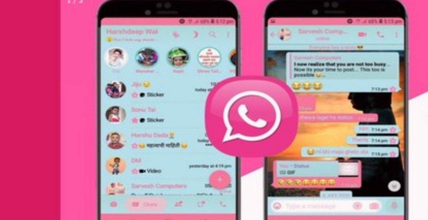 WhatsApp diventa Pink: ma è solo una truffa per rubare dati