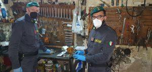 Aversa, Guardia Finanza: sequestrate 13 tonnellate rifiuti