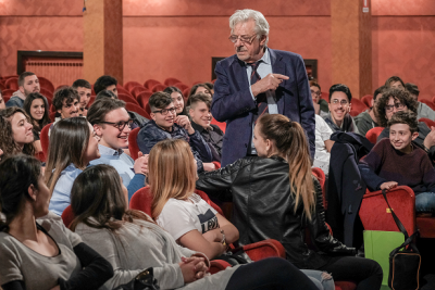Il Teatro Totò pronto a riabbracciare il pubblico tra spettacolo e impegno civile