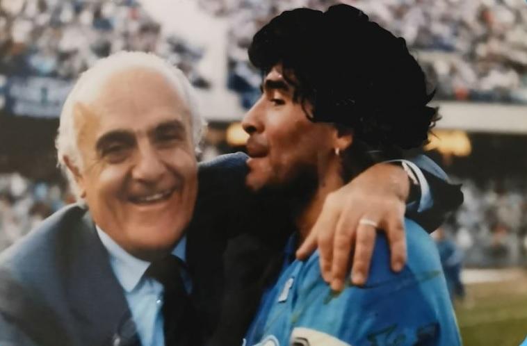 Calcio Napoli, è morto lo storico medico Emilio Acampora