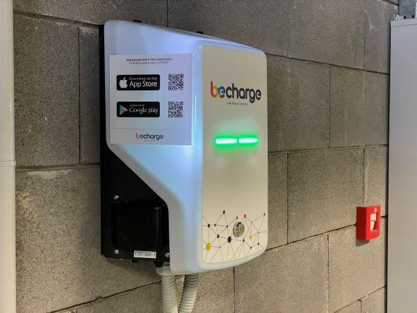 Anm, ecco la rete di ricarica per auto elettriche: a Bagnoli la prima stazione attiva