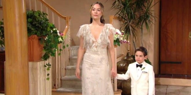Beautiful, anticipazioni: colpo di scena al matrimonio di Thomas e Zoe
