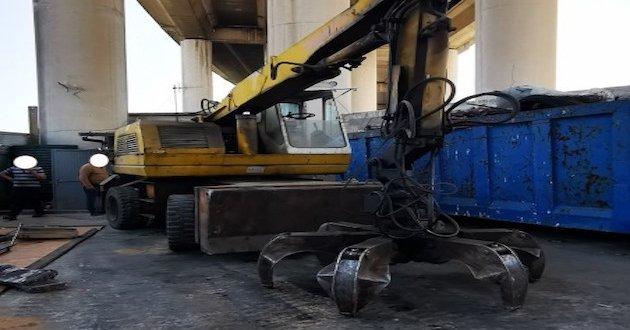 Cardito, area abusiva di stoccaggio rifiuti: 3 denunce