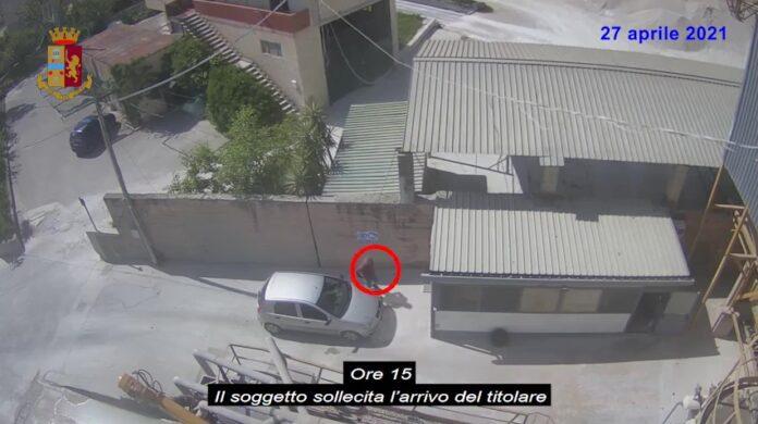 San Felice a Cancello, estorsione cantiere edile: arrestato