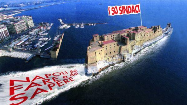 Napoli: 4 candidati a sindaco condividono il progetto I 50 Sindaci