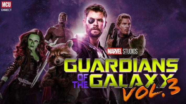 Guardiani della Galassia Vol 3 arriverà a maggio 2023