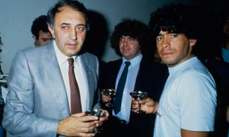 Calcio Napoli, compie 90 anni Corrado Ferlaino: il presidente degli scudetti