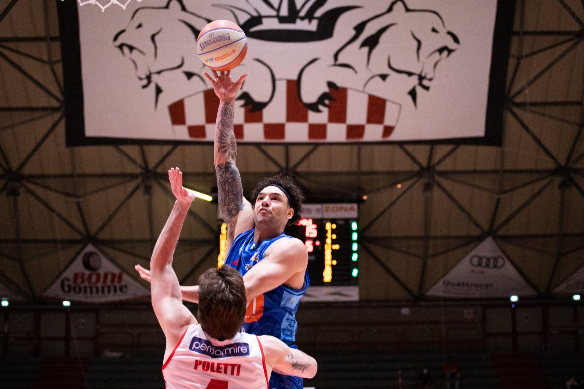 Gevi Napoli Basket, vittoria e qualificazione alla Semifinale