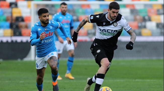 Napoli-Udinese, probabili formazioni e dove vederla