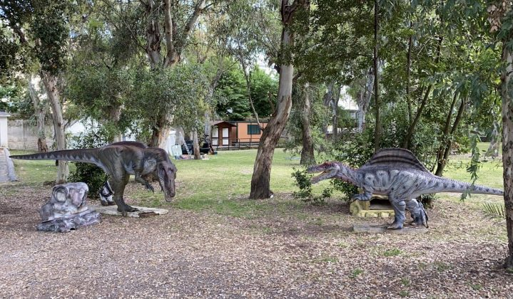 A Napoli arriva Living Dinosaurs: dal 22 maggio alla Mostra d'Oltremare