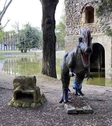 A Napoli Living Dinosaurs: Incontri ravvicinati con i dinosauri alla Mostra d'Oltremare