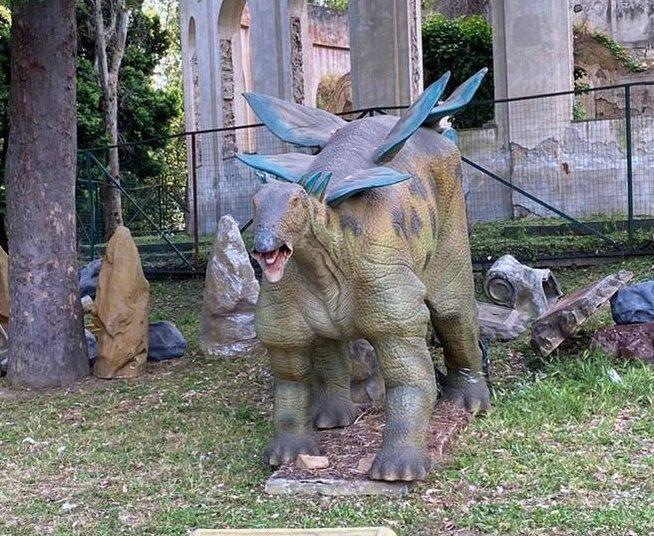 Ultimi giorni per Living Dinosaurs alla Mostra d'Oltremare aperta fino a domenica 3 ottobre