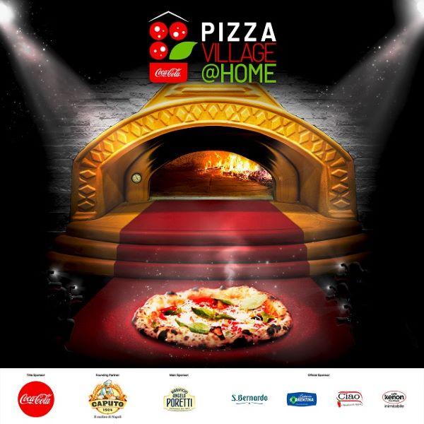 Coca Cola Pizza Village@home 2021: tappa a Napoli dal 3 al 6 giugno