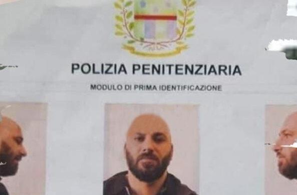 Perugia, preso evaso napoletano Domenico D'Andrea