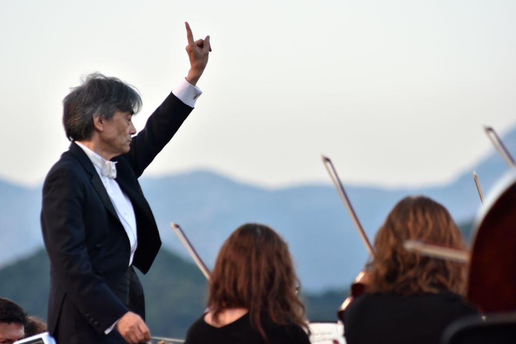 Kent Nagano inaugura la 69esima edizione del Ravello Festival