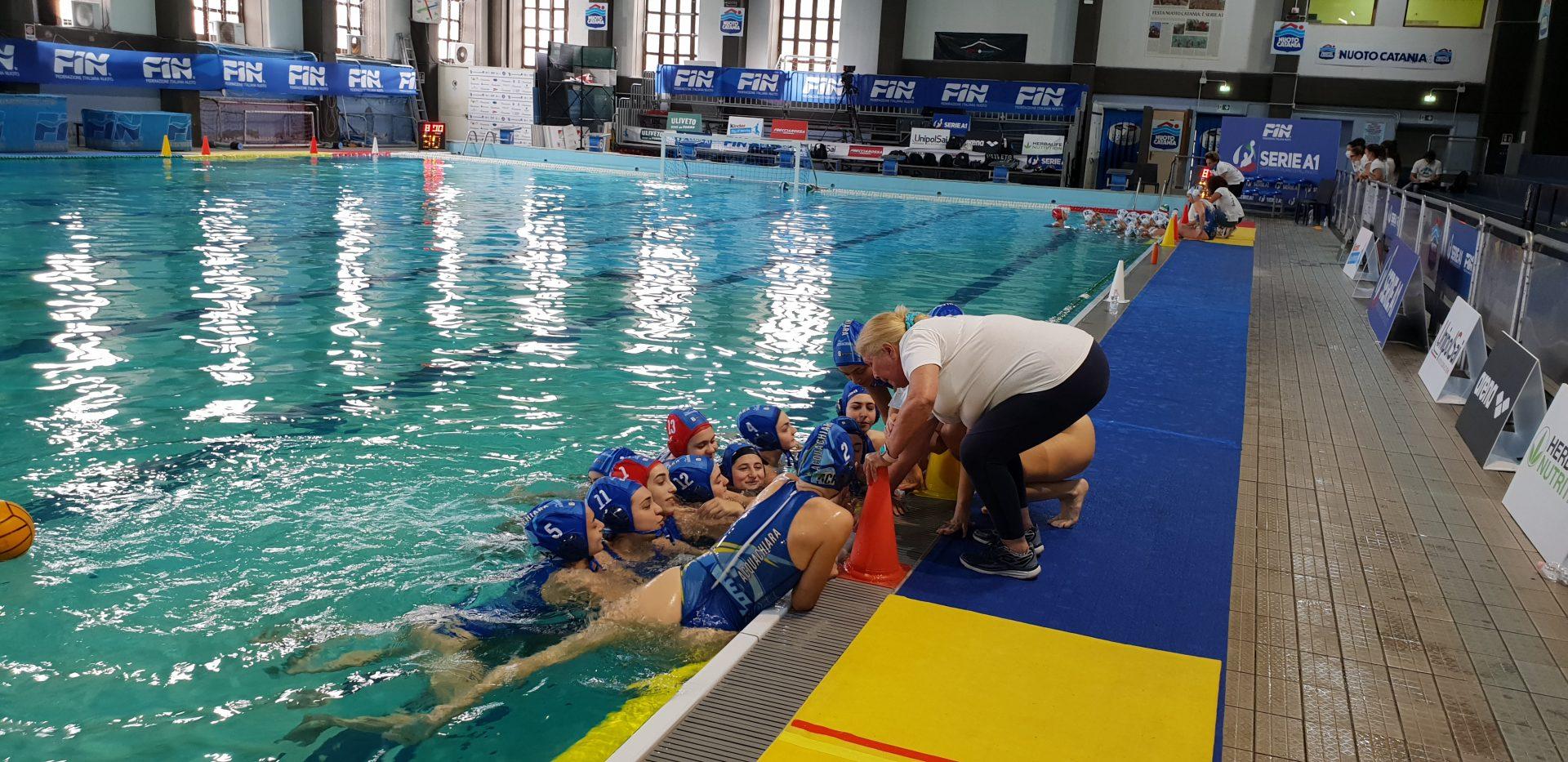 Serie A2 Femminile, Aktis acquachiara: vittoria e semifinale playoff contro Velletri