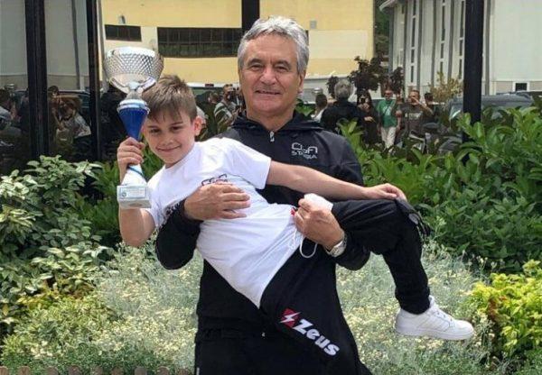 Ginnastica, Angelo Radmilovic porta lo Stabia sul tetto d'Italia