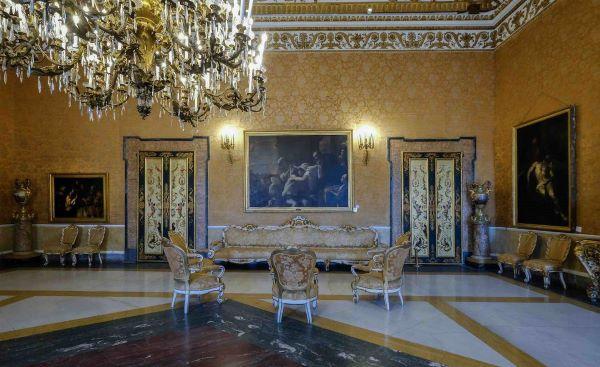 Palazzo Reale di Napoli: sabato 3 luglio la Notte dei Musei