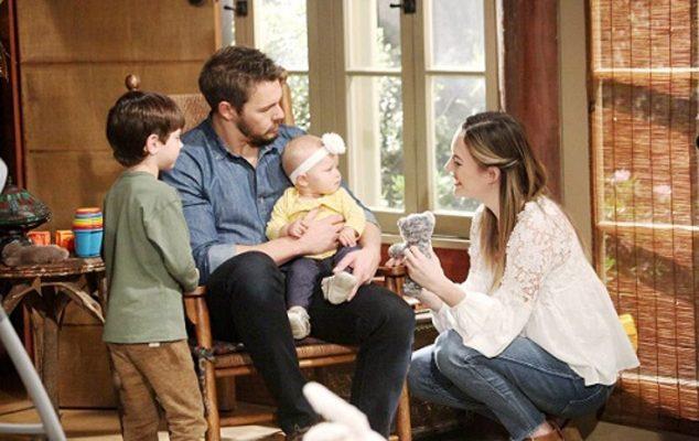 Beautiful, anticipazioni al 12 giugno: Douglas sposa Liam e Hope