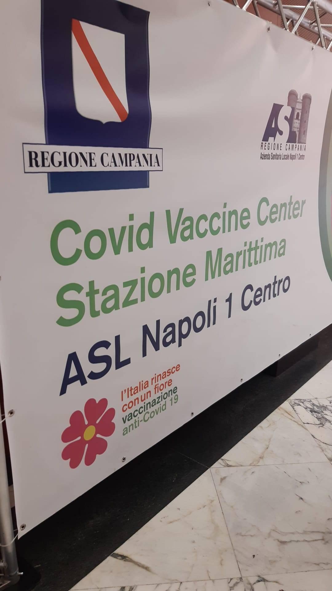 Asl Napoli 1 Centro, programmato open day Vaccini Moderna e Pfizer
