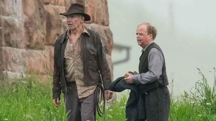 Indiana Jones 5: infortunio alla spalla per Harrison Ford