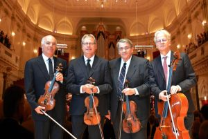 """La """"leggenda"""" Fine Arts Quartet ospite al Maggio della Musica 2021"""