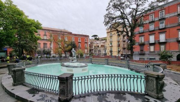 Comune di Napoli: al via gli interventi di pulizia straordinaria su otto Fontane storiche