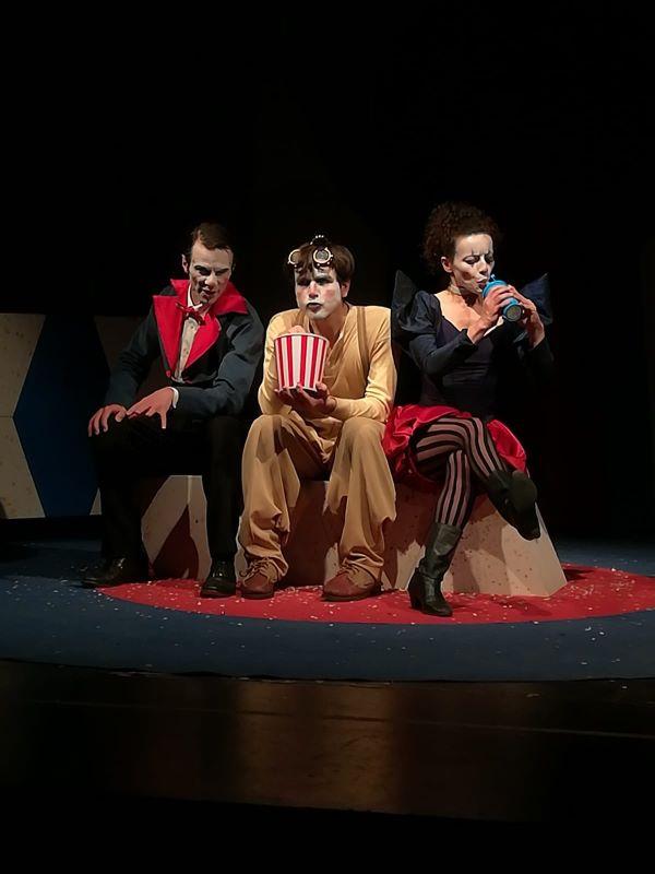 Teatro Civico 14 Caserta: martedì 8 giugno va in scena Il Sogno di Morfeo