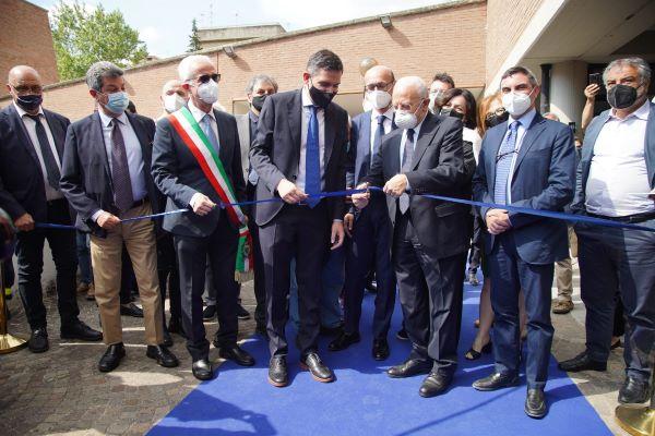 Boscoreale: inaugurato il Museo del Parco Nazionale del Vesuvio