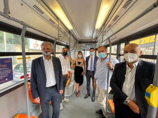 Anm, inaugurata la nuova Linea Filoviaria R4: unirà Centro storico e zona ospedaliera