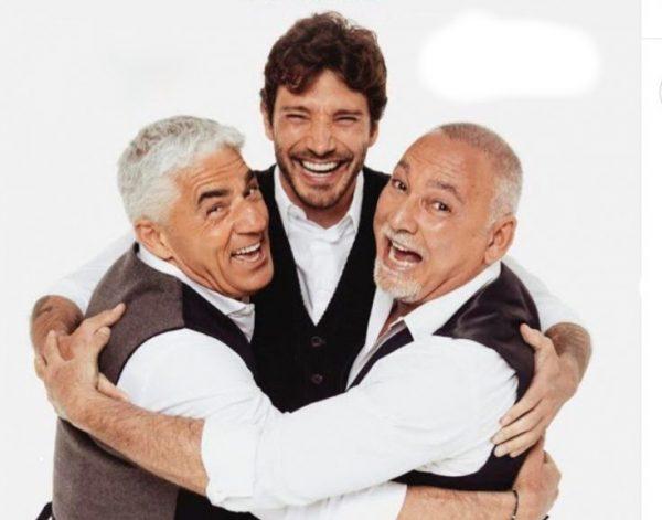 A Teatrando sotto le Stelle arrivano Biagio Izzo, Stefano De Martino e Francesco Paolantoni