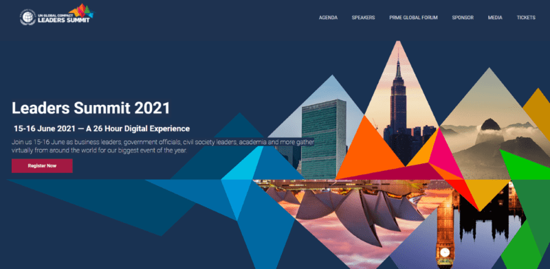 Ripartenza sostenibile post Covid 19: l'azienda napoletana Graded al Leaders Summit 2021